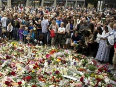 IDC Offers Condolences to the Victims, Families and all Norwegian People