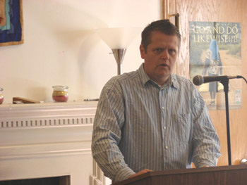 Rev. Gary LeCroy