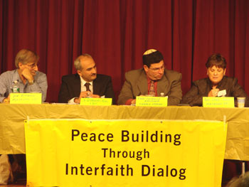 Interfaith Peace-Building