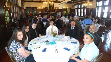 Abraham's Table at Doane Academy, NJ