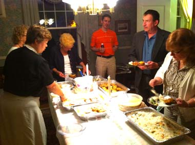 Ramadan Dinner at The Church of Atonement