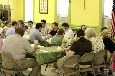 Friendship Gathering at First Reformed Church