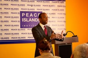 PII Lucheon hosts Cornell Brooks